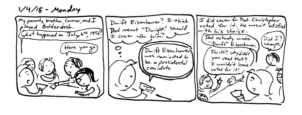 Dwift Eisenhower