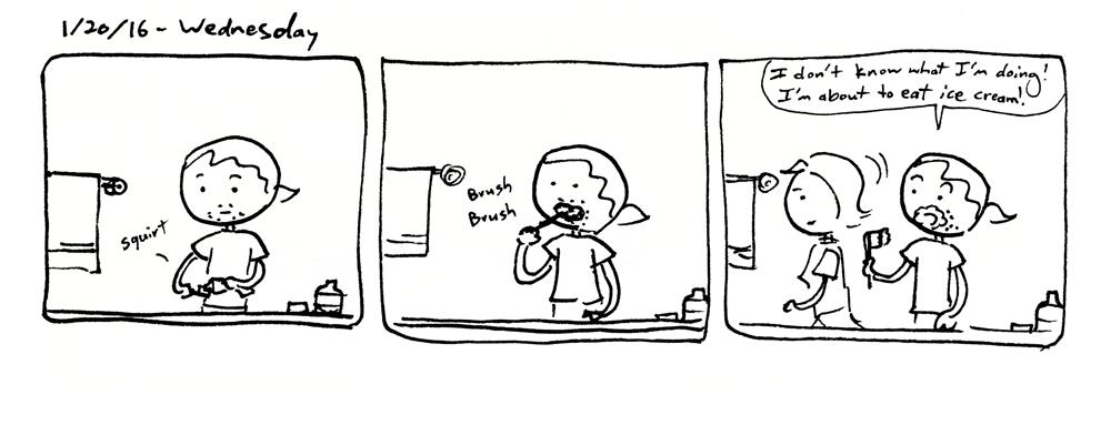 Premature Hygiene