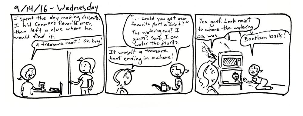 Treasure Chores