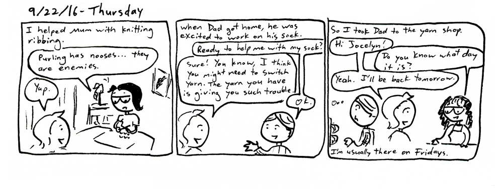 The Parentals Knit